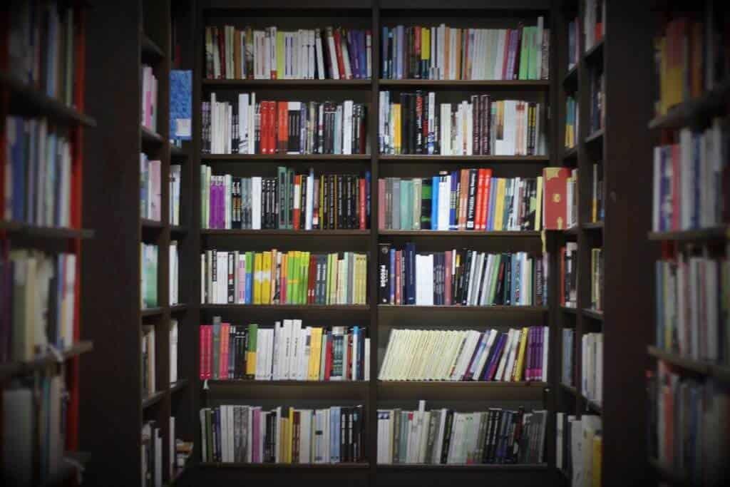 מידוף לחנויות ספרים